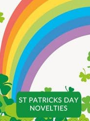 Cheap St Patricks Day Party novelties and costumes