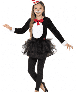 Dr. Seuss Cat in the Hat Costume