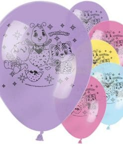 Hatchimals Party Latex Balloons