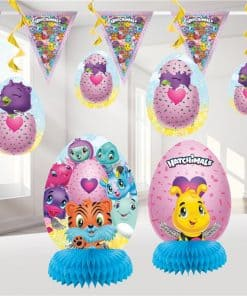 Hatchimals Party Decorating Kit