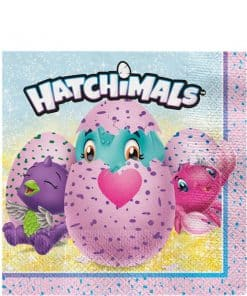Hatchimals Party Lunch Napkins