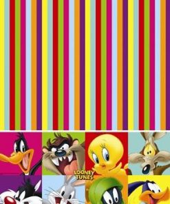 Looney Tunes Party Tablecover