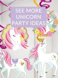 SEE MORE MAGICAL UNICORN PARTY IDEAS