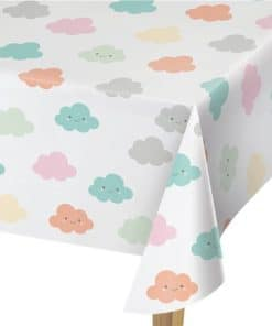 Sunshine Baby Showers Plastic Tablecover