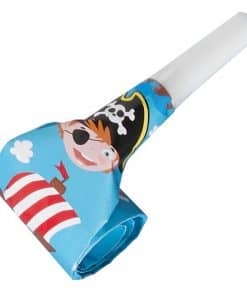 Captain Pirate Party Blowers