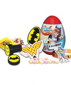 DC Super Hero Girls Surprise Egg