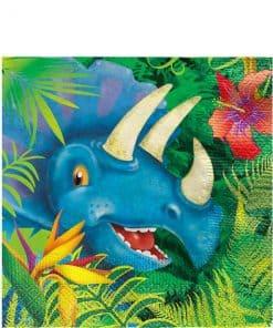 Dinosaur Adventure Party Napkins