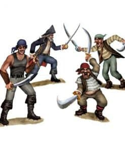 Duelling Pirate and Bandit Add-ons