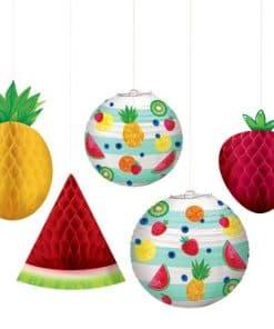 Fruit Salad Hanging Decorations