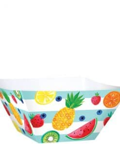 Fruit Salad Party Paper Serving Bowls