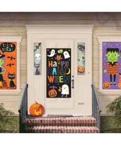 Hallo-ween Friends Party Mega Value Decoration Kit