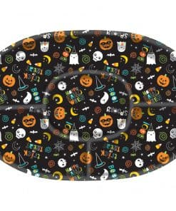 Hallo-ween Friends Party Sectional Platter