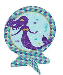 Mermaid Wishes Party Table Centrepiece