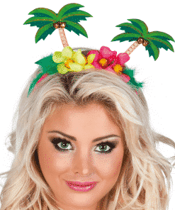 Palm Tree Headband