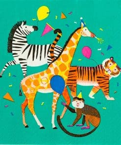 Party Animals Party Paper Napkins