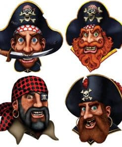 Pirate Crew Cutouts