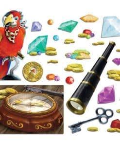 Treasure Hunt Cutouts