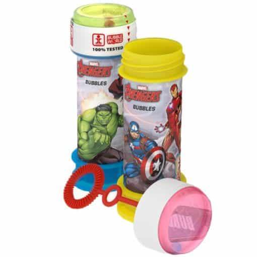 Avengers Party Bubbles