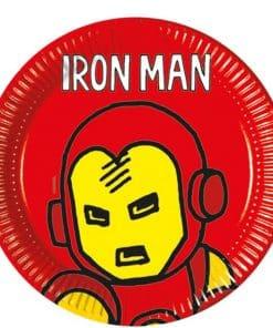 Avengers Pop Comic Plates
