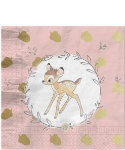 Bambi Party Paper Napkins