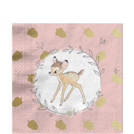 Bambi Party Paper Napkins