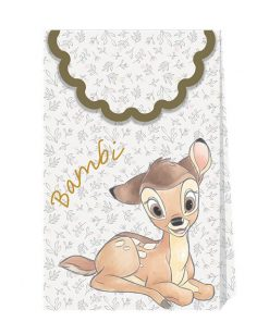 Bambi Party Paper Party Bags