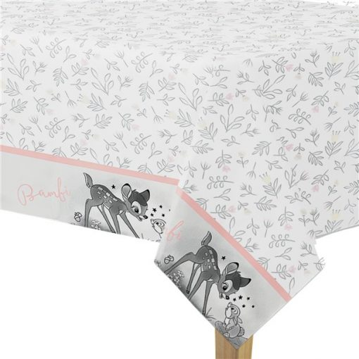 Bambi Party Plastic Plastic Table Cover