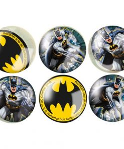 Batman Party Bouncy Balls