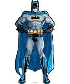Batman DC Comics Mini Cardboard Cutout