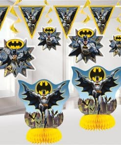 Batman Party Decoration Kit