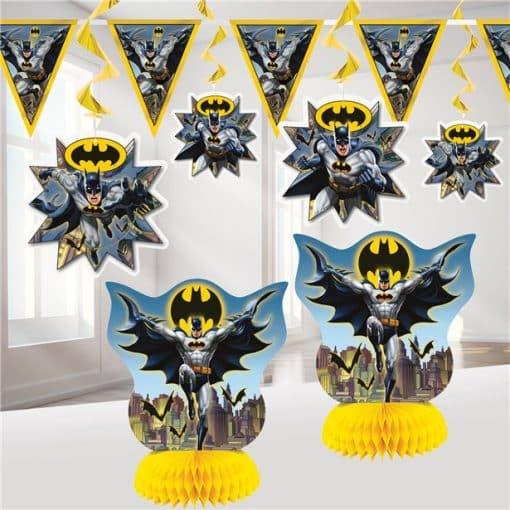 Batman Party Decoration Kit