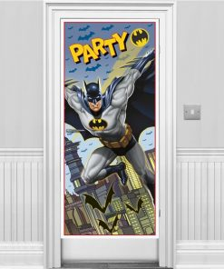 Batman Party Door Poster