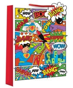 Comic Book Gift Bag XL