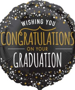 Congrats Graduation Foil Balloon