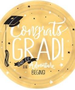Graduation Party Paper Plates