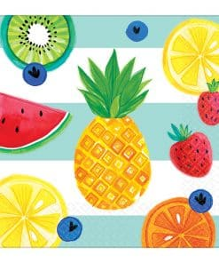 Fruit Salad Paper Napkins