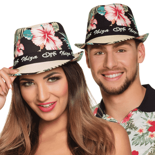 Ibiza Fedora Hat