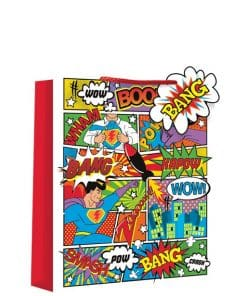 Comic Book Gift Bag