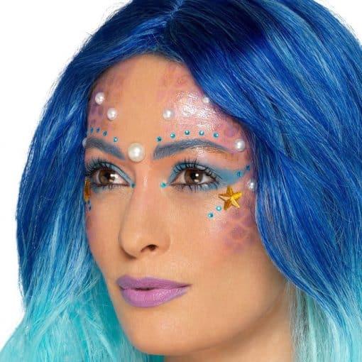 Mermaid Face Gem Kit