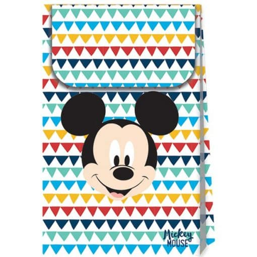 Mickey Awesome Party Paper Party Bags