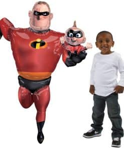 Mr Incredible Airwalker Foil Balloon