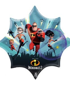 Mr Incredible Supershape Foil Balloon