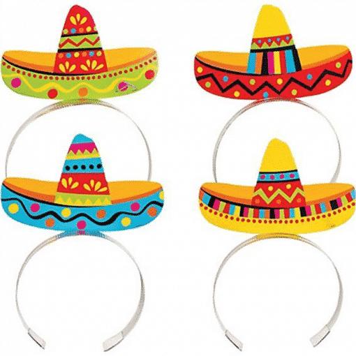 Sombrero Headbands