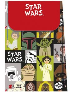 Star Wars Paper Cut Party Paper Loot Bags