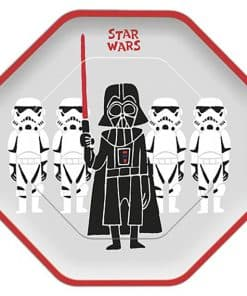 Star Wars Paper Cut Party Paper Plates