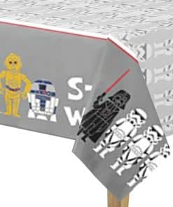 Star Wars Paper Cut Party Paper Tablecover