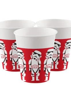 Star Wars Paper Cut Party Paper Cups