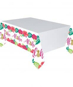 Aloha Summer Plastic Tablecover