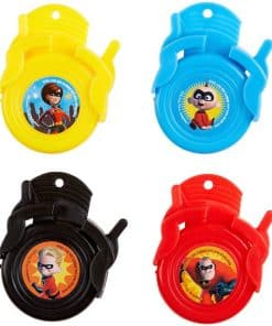 The Incredibles 2 Party Bag Fillers - Mini Disc Shooters