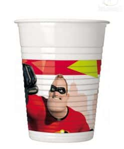 The Incredibles Party Plastic Cups
